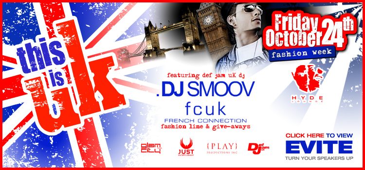 THIS IS UK with DJ SMOOV and FCUK