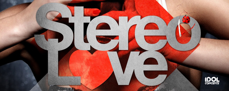 STEREO LOVE featuring DJ TUDOR at CUBE | MAR 2