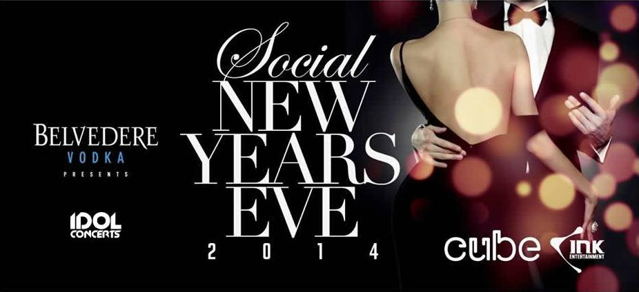 SOCIAL #NYE2014 w/ DJ TUDOR at CUBE | DEC 31